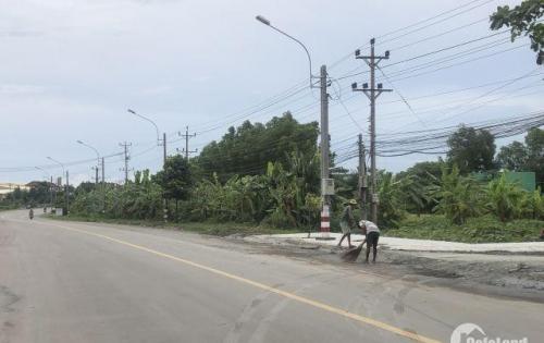 Bán đất thổ cư, SHR, Xây tự do, 90 m2, 7 triệu/mét, Quốc lộ 1A, Xã Bình Chánh, 0797837836