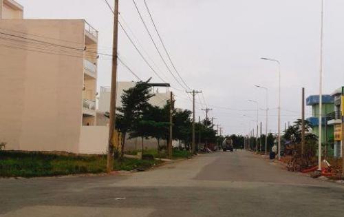 Bán đất đường Thanh Niên, ngay Cầu Xáng, Bình Chánh, Sổ Riêng