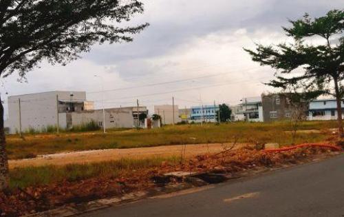 Bán rẻ 6x20 đất ở 100%, mặt tiền đường 16m, huyện Bình Chánh