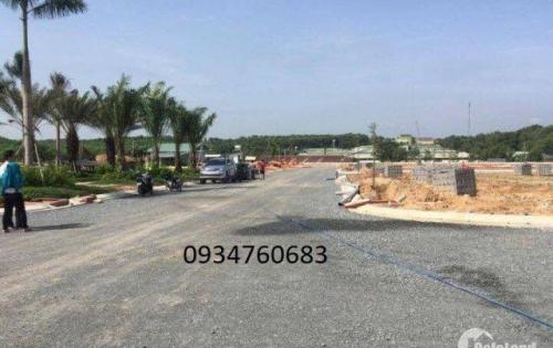 Ngân Hàng Sacombank Phát Mãi 40 Lô Đất Nằm Trên MT Đường Đinh Đức Thiện Giá 890tr/nền DT 100m2 SHR 100% công chứng sang tên ngay