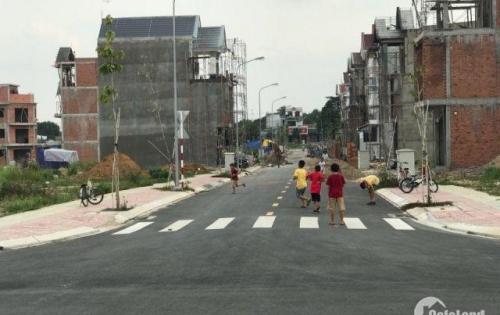 Bán gấp nhà đất đường Trần Hải Phụng -Võ Văn Vân chỉ 700tr., pháp lý rõ ràng