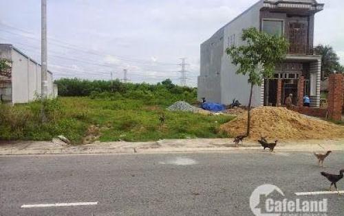 Bán gấp lô đất nền mặt tiền đường nhựa 6m, ngay trường THCS Tân Thạnh Đông, Củ Chi.