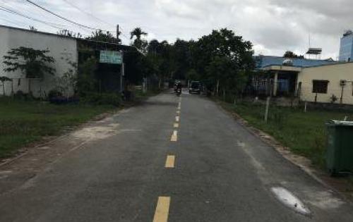 Bán lô đất thổ cư chính chủ mt đường cây Trôm xã Phước Hiệp-Củ Chi