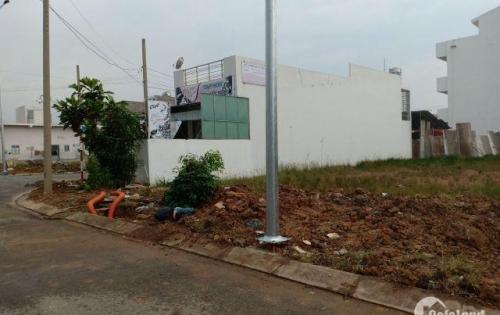 Cần vốn nên bán gấp lô đất 125m2, giá 650tr nằm sau chợ Việt Kiều sổ hồng riêng thổ cư 100%