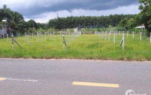 Đất nền mặt tiền đường Nhuận Đức Củ Chi - sổ riêng từng nền