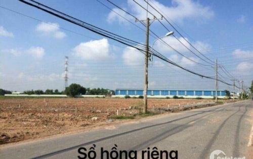 Bán đất mặt tiền đường bình mỹ,5x16m2,SHR,dân đông,đường nhựa 10m,kinh doanh tốt