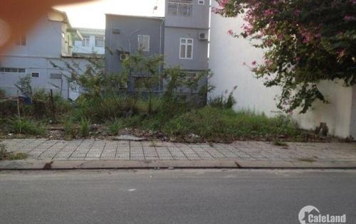 Bán gấp đất 5x20m đường Hồ Văn Tắng, 500 triệu, thổ cư 100%, sổ hồng riêng, XDTD