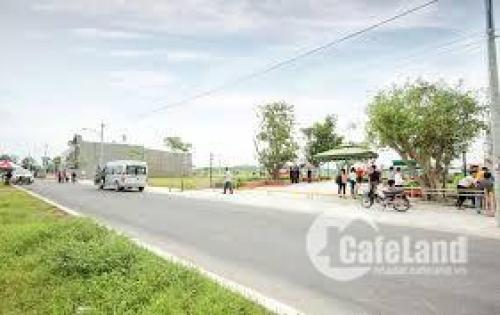 -đất nền củ chi mặt đường- dự án tốt nhất sổ đỏ riêng