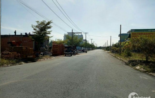 Bán đất thổ cư mặt tiền Võ Văn Bích, SHR.