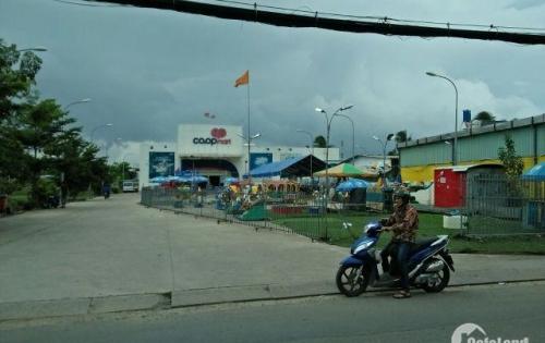 Đất Hóc Môn ngay chợ Xáng đường Đỗ Văn Dậy, 850tr/nền, 100m2, SHR