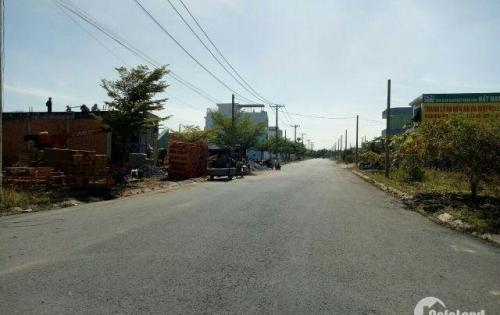 Đất thổ cư Hóc Môn, mặt tiền Đỗ Văn Dậy, SHR, 980tr/85m2.