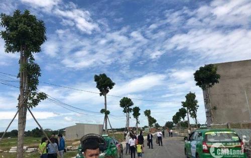 Bán đất thổ cư Hóc Môn 300tr nền trả góp 24th không lãi xuất