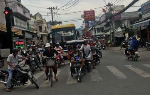 Kẹt tiền tôi bán gấp 3 lô ngay MT Thị Trấn Tân Hiệp, gần chợ Hóc Môn, 640tr/90m2.LH:0932625480