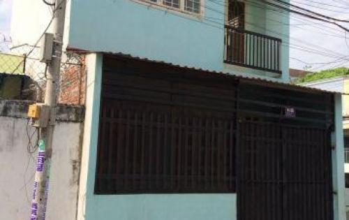 Bán Nhà 90m2 Nguyễn Thị Ngâu,1T1L, 3PN, 2WC Hóc Môn, Gần Chợ, SHR LH: 0907639419