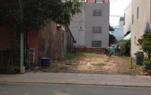 Bán gấp lô đất Phạm Văn Sáng, Hóc Môn 100m2 giá 750 triệu, sổ riêng, đất thổ cư, xây dựng tự do