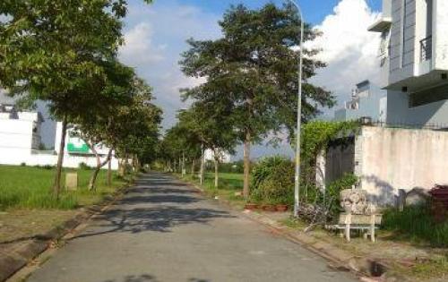 Chính chủ cần bán nền đất view rạch- kdc Vạn Phát Hưng, Nhà bè, Giá chỉ :21tr/m2.