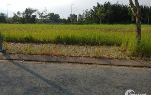 Chính chủ cần bán nền đất lô M(đã có sổ)-kdc Thái Sơn-Nhà Bè, Giá :33tr/m2