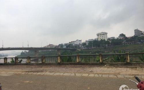 Bán đất nền cạnh cửa khẩu quốc tế Lào Cai, mặt tiền 6m