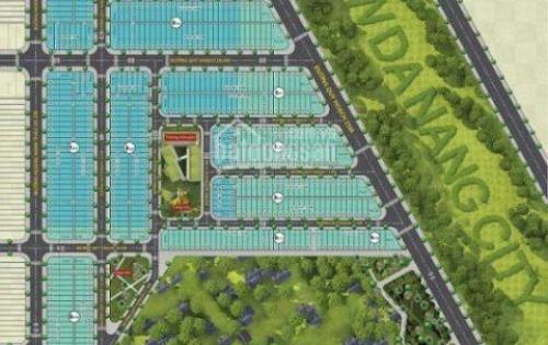 Tôi cần bán lô đất New Danang City gần ĐH Duy Tân, Mt Hoàng Minh Thảo giá 790 triệu (70%)