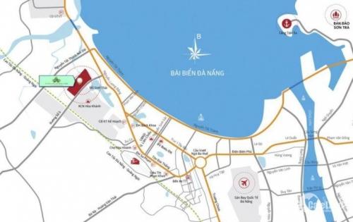 Bán đất nền ven biển có sổ khu Tây bắc Đà Nẵng, dự án hot nhất hiện nay cho nhà đầu tư