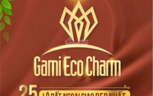 Công ty CPTĐ VNGroup - phân phối dự án Gami Eco Charm cách biển chỉ 800m - LH: 0939792845
