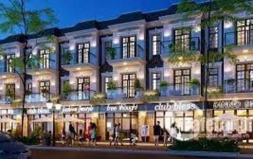 Chính thức mở bán khu nhà phố thương mại Châu Âu bậc nhất Tây Bắc Đà Nẵng