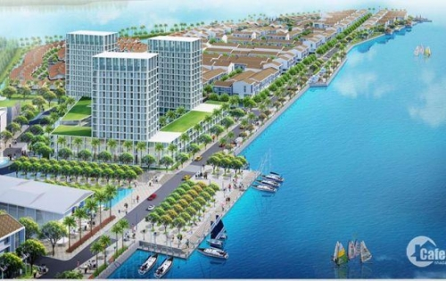 Khu đô thị ven biển trung tâm vũng tàu MArine City !