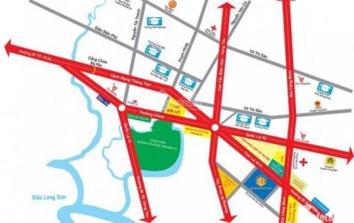 Dự án Bà Rịa GOLD CITY đang thu hút nhiều nhà đầu tư