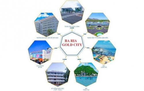 Đầu tư siêu lợi nhuận với số tiền 650 triệu, ngay trung tâm Bà Rịa Vũng Tàu.