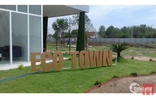 Mở bán siêu dự án Eco Town đường Nguyễn Hải, trung tâm thị trấn Long Thành.