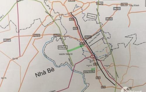 Chỉ 320tr để sở hữu đất Long Thành với vị trí đắc địa