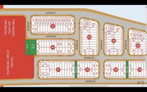 Bán đất ngay mặt tiền Quốc Lộ 51B, ngay cổng chợ mới Long Thành, 0968257077