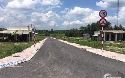 Chính chủ cần bán đất mặt tiền đường DT769 thuộc xã Lộc An - Long Thành DT 120m2 giá777tr.