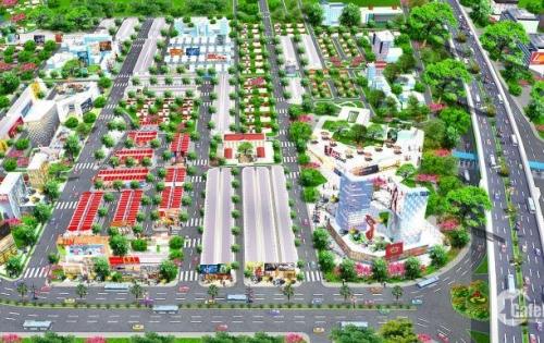 Bán 5 suất đầu tư F0 dự án đẹp nhất thị trấn Long Thành, MT QL 51 ngay chợ mới.