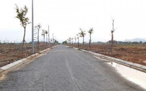 Bán đất khu đô thị sinh thái NHX B2.85 đường thông, hướng Đông Bắc, dt 110m2, 0931 453 318