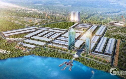 Bán Đất nền tái đầu tư cạnh FPT City , sông cổ cò, liền kề cocobay giá 1ty 3