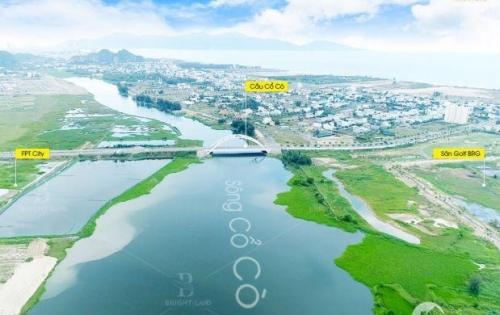 Bán Lô Đất 171.5m2, Liền Kề FPT City, Sông Cổ Cò, CoCoBay, vị trí đẹp, LH ngay!!!!!!!!!!!!