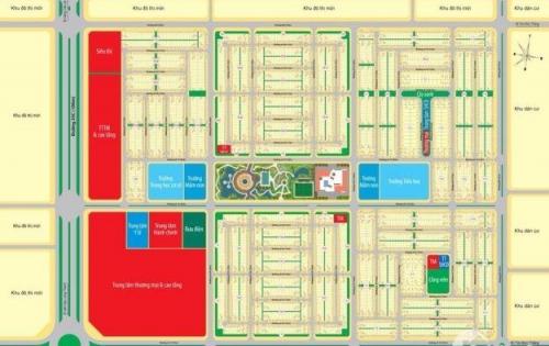 Đất nền Mega City 2 đáng đầu tư ngay từ bây giờ để có vị trí tốt đầu tư an cư