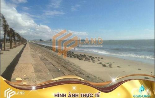 Cần tiền nên bán rẻ lô nhà phố mặt tiền biển thuộc siêu dự án Hamubay Phan Thiết