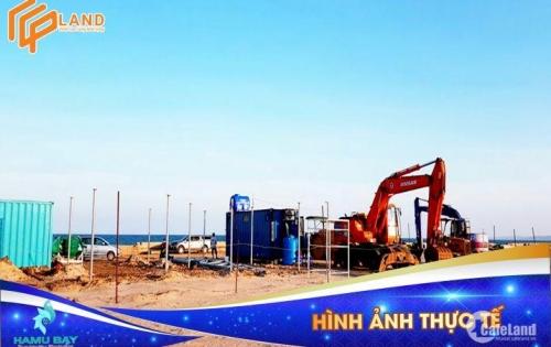 Cần tiền bán rẻ lô mặt tiền biển siêu dự án Hamubay Phan Thiết