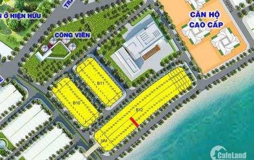Cần tiền thanh lý nhanh lô đất đẹp ngay mặt tiền đường biển dự án Khu đô thị Hamubay Phan Thiết giá rẻ