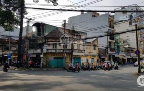 Bán gấp lô đất trống 150m2  HXH đường  Nguyễn Chí Thanh, Q10.