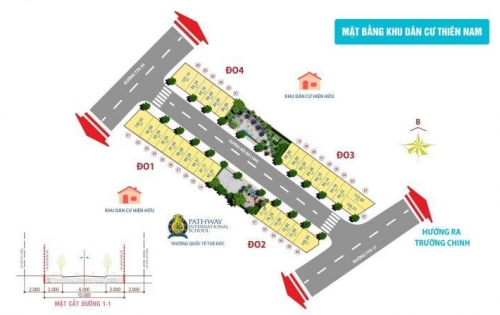 Đất khu compound cao cấp ngay cầu Tham Lương. LH: 0903 70 65 70 Ms.Nguyên