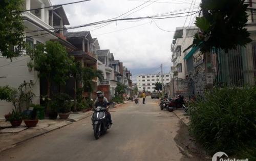 Đất mặt tiền đối diện UBND P. Tân Hưng Thuận Q.12 45tr/m2 sổ hồng riêng