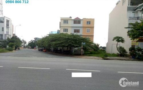 Chỉ 20 nền đất mặt tiền đường30m KDC An Sương, P. Tân Hưng Thuận, Q.12