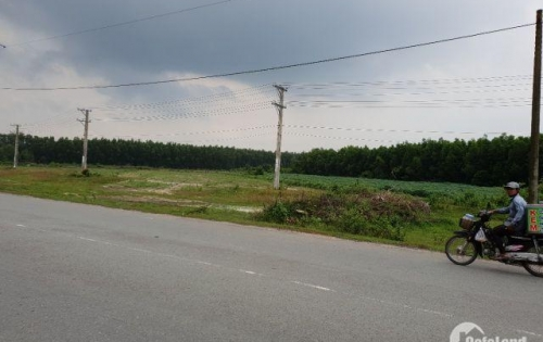 Tôi cần bán gấp 400m2 đất MT TM giáp Quận 2, thổ cư 100%, sổ riêng, thích hợp kinh doanh, đầu tư