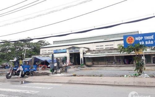 Bán Đất Mặt Tiền Đường Nguyễn Duy Trinh, Quận 9. Ngang 10m thuận tiện Kinh doanh buôn bán, cho thuê