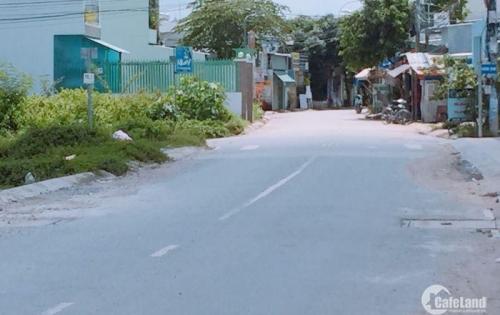 Bán đất thổ cư mặt tiền Võ Văn Hát, DT 52m2, kề khu dân cư, sổ hồng riêng