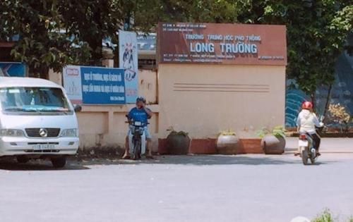 Bán đất chính chủ mặt tiền Võ Văn Hát ngay KCN cao Samsung Q9, SHR - LH: 0987369657