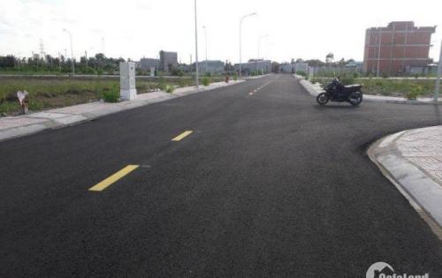 Cần tiền bán gấp lô đất 100m2 MT đường Nguyễn Trung Trực SHR chính chủ giá rẻ 500tr